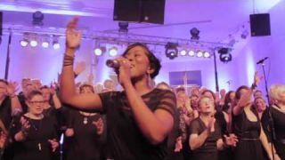 Glory, Glory, Glory / Feat. Ruth Waldron / Gospel Voices United